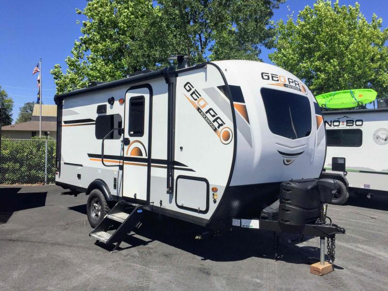 2021 Forest River Rockwood Geo Pro 19BH Travel Trailer RV