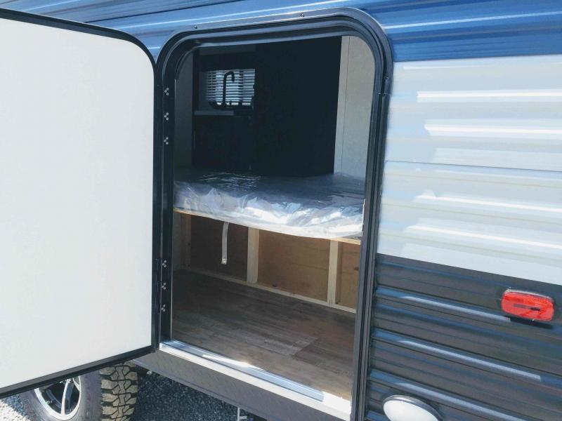 2021 Forest River Wolf Pup 16BHS Travel Trailer RV