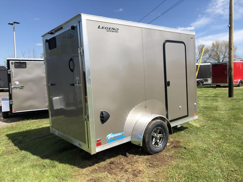 2021 Legend 611 Cargo Trailer