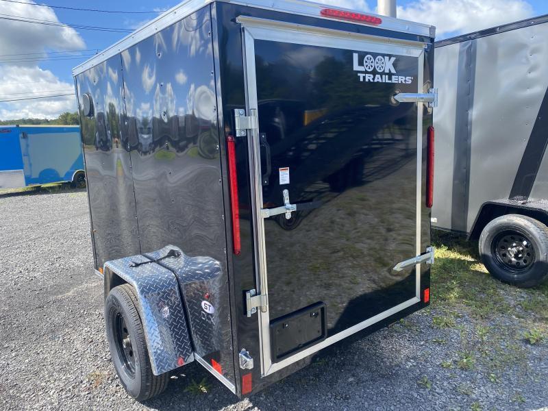 2022 Look Trailers Lsca5x8 Cargo / Enclosed Trailer