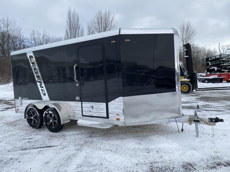 2021 Legend Trailers 717DVN Cargo / Enclosed Trailer