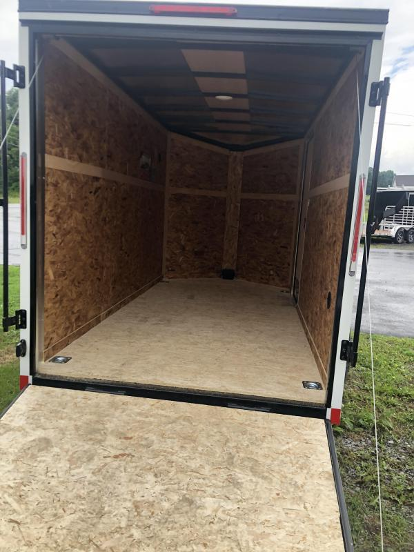 2021 Look Trailers Lscac6.0x12se2ff Enclosed Cargo Trailer