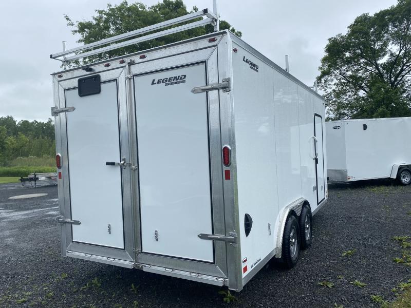 2022 Legend Trailers DVN819Con Cargo / Enclosed Trailer