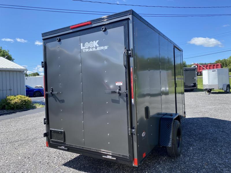 2021 Look Trailers DLX612 Enclosed Cargo Trailer
