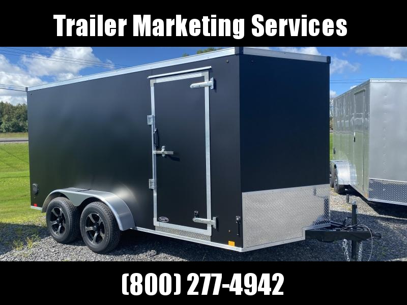 2021 Trailermaster TM714 Cargo / Enclosed Trailer