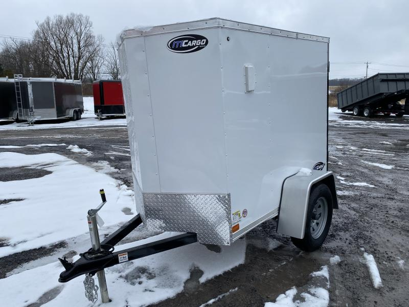 2021 ITI Cargo HL46 Cargo / Enclosed Trailer 4x6
