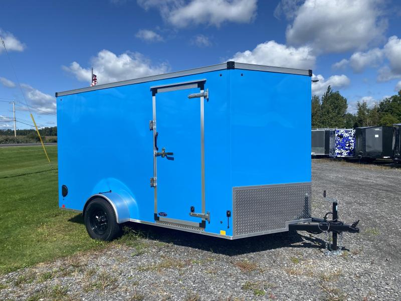 2021 Trailermaster TM712 Cargo / Enclosed Trailer