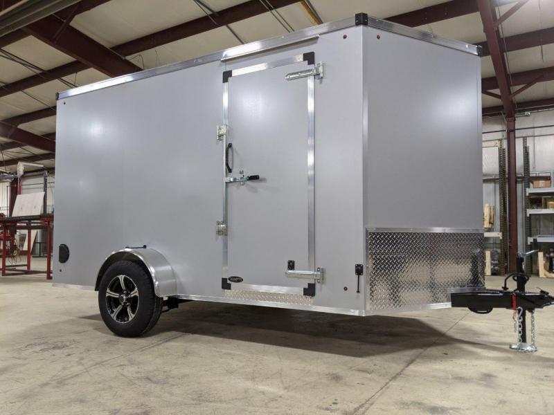 2021 Trailer Masters TM-712 Cargo / Enclosed Trailer