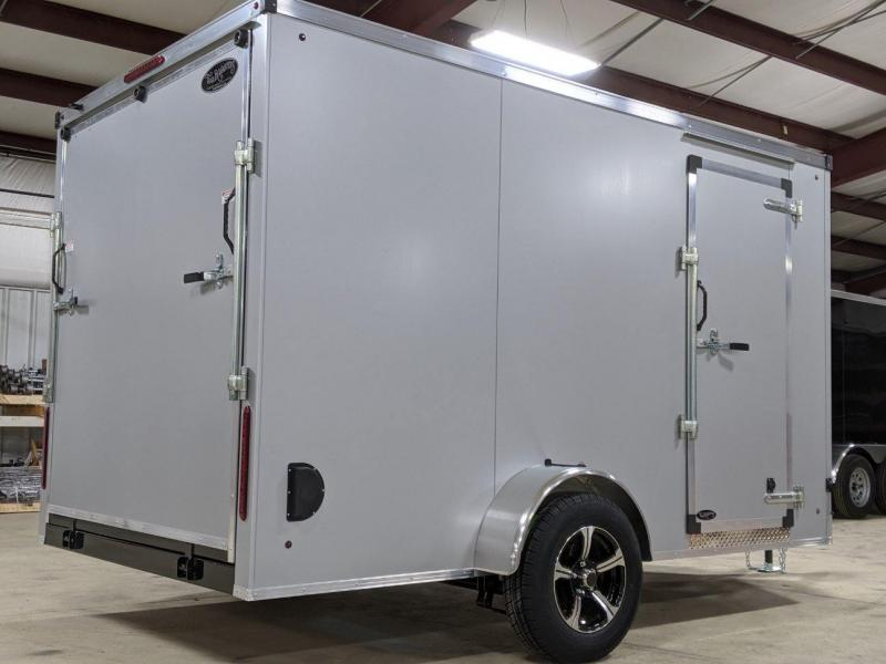 2021 Trailer Masters TM-712 Cargo / Enclosed Trailer