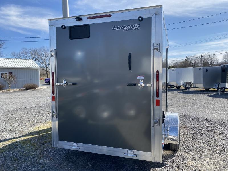2022 Legend Trailers Thunder 6x11 cargo Cargo / Enclosed Trailer