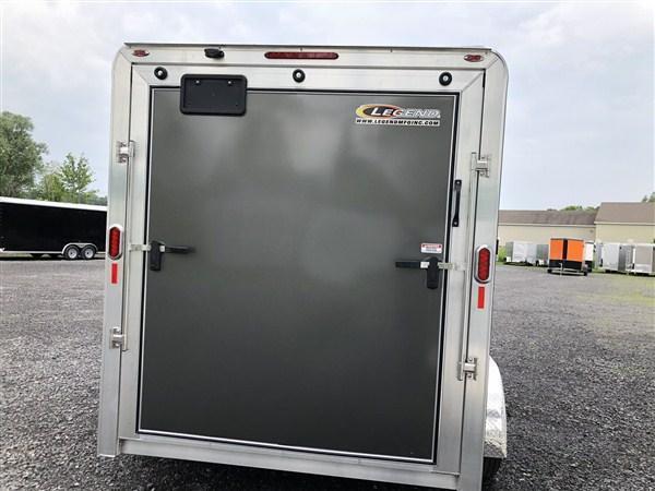 2019 Legend DVN Deluxe 7 X 15 Enclosed Cargo Trailer