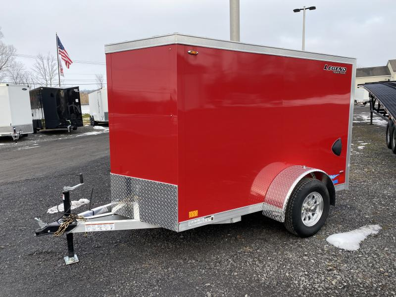 2021 Legend Trailers TH5x9 Cargo / Enclosed Trailer