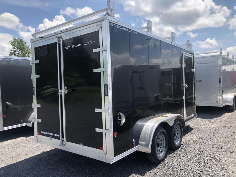 2020 Alcom-Stealth C714CONTRACTOR Enclosed Cargo Trailer