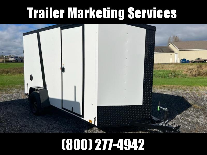 2022 Look Trailers LSCAB6.0xSE2FF Enclosed Cargo Trailer