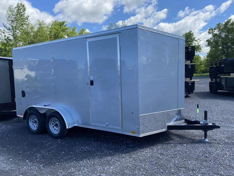 2021 Look Trailers DLX714 Enclosed Cargo Trailer