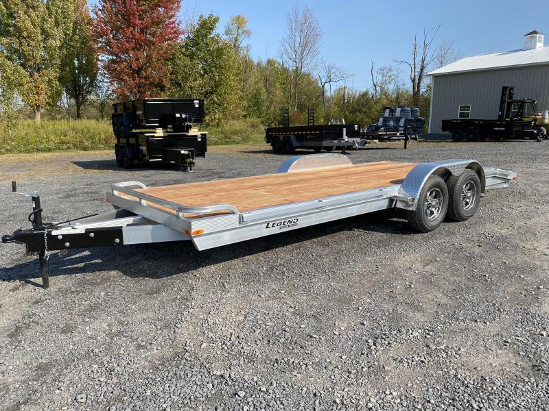 2021 Legend Trailers 7x20ochta52 Car / Racing Trailer
