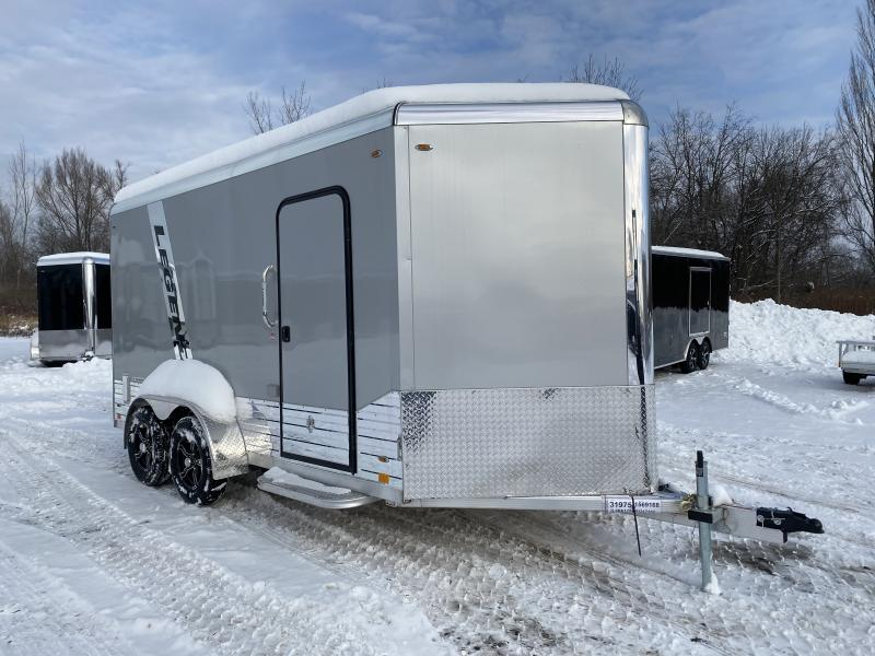 2021 Legend Trailers DVN717-Silver Cargo / Enclosed Trailer
