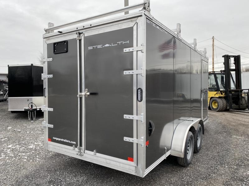 2021 Stealth Trailers ST716Contractors Cargo / Enclosed Trailer