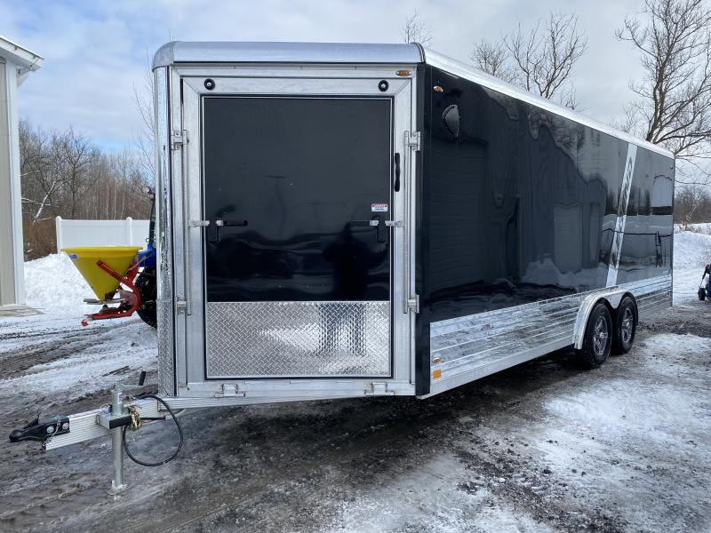 2021 Legend Trailers DVN824 Snowmobile Trailer