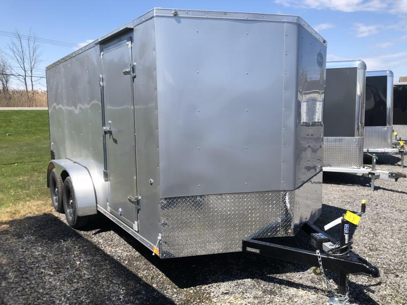 ITI Cargo 7x14EB enclosed trailer