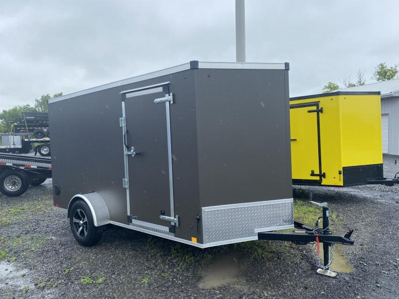 2021 Trailermaster TM612 Cargo / Enclosed Trailer