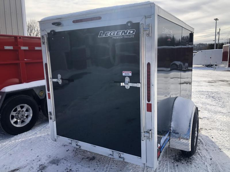 2021 Legend 5x9 Cargo Trailer