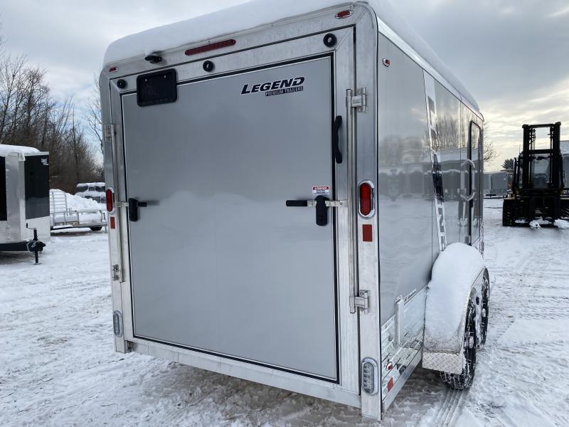 2021 Legend Trailers DVN717.6 Cargo / Enclosed Trailer
