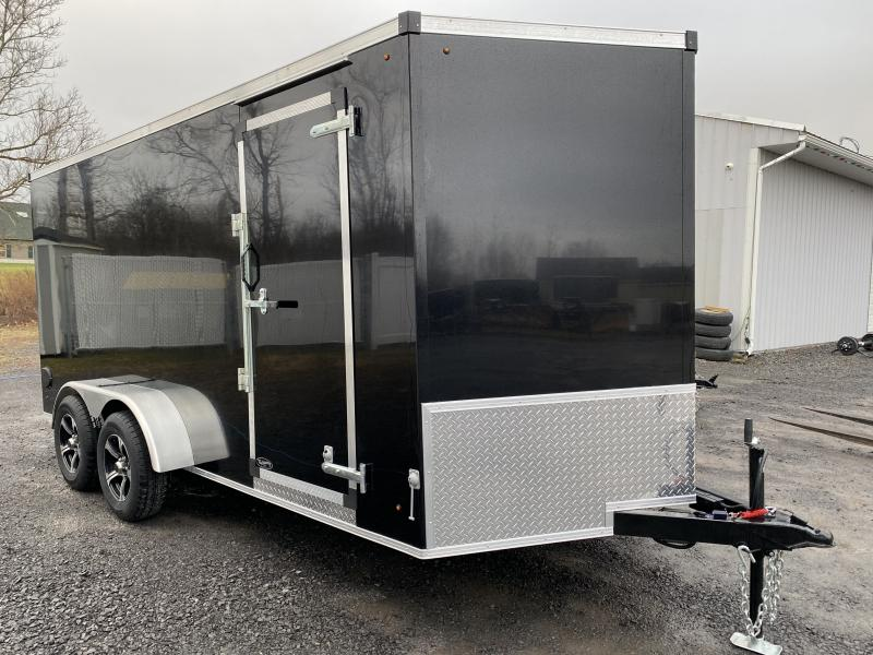 2021 Trailer Masters TM716 Cargo / Enclosed Trailer