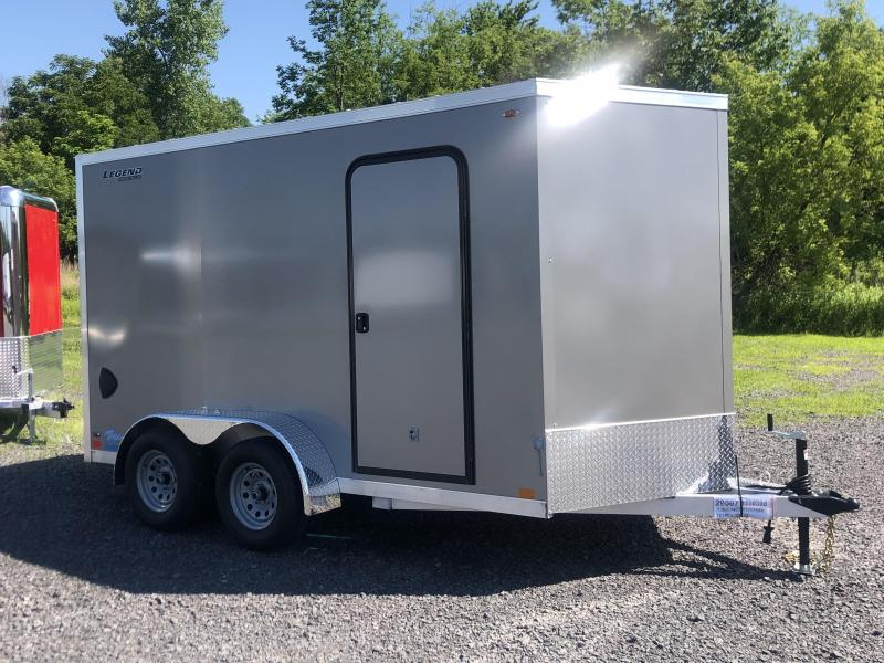 2021 Legend 714 Cargo Trailer