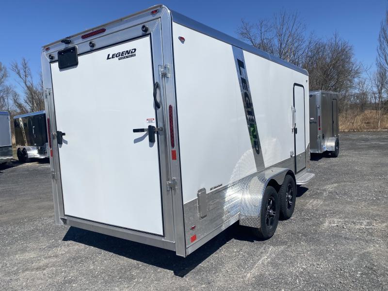2022 Legend Trailers DVN719 Cargo / Enclosed Trailer