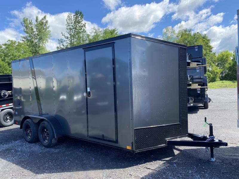 2021 Look Trailers DLX716 Enclosed Cargo Trailer