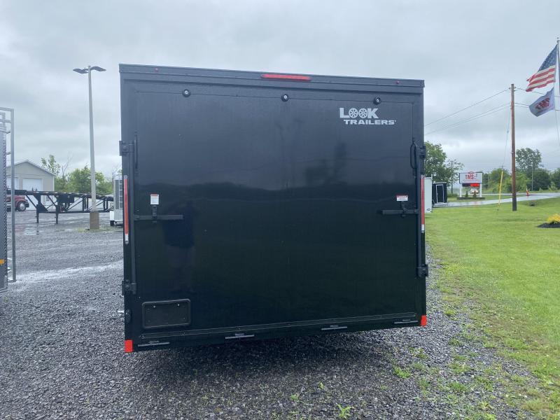 2021 Look Trailers Element 8.5x24 Enclosed Cargo Trailer