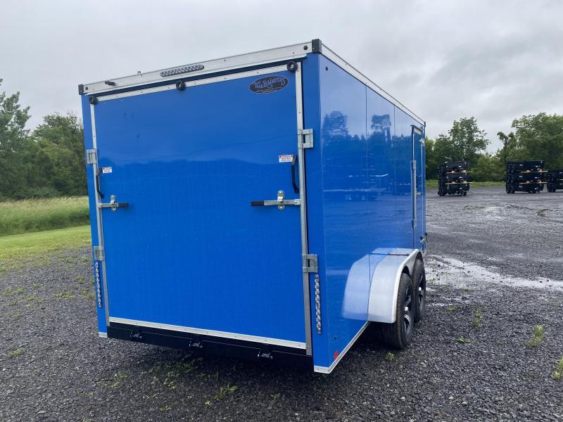 2021 Trailermaster TM714 Tandem Cargo / Enclosed Trailer