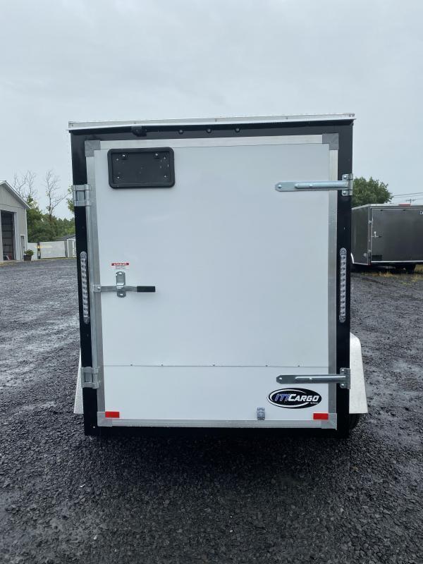 ITI Cargo 5x8 enclosed trailer