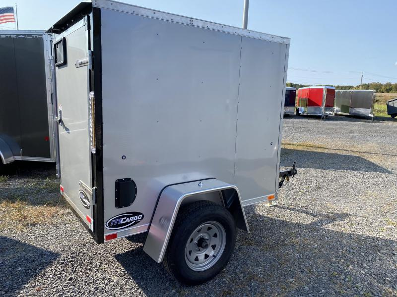 ITI Cargo 4x6 enclosed trailer