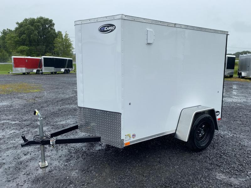 ITI Cargo 5x8 enclosed trailer