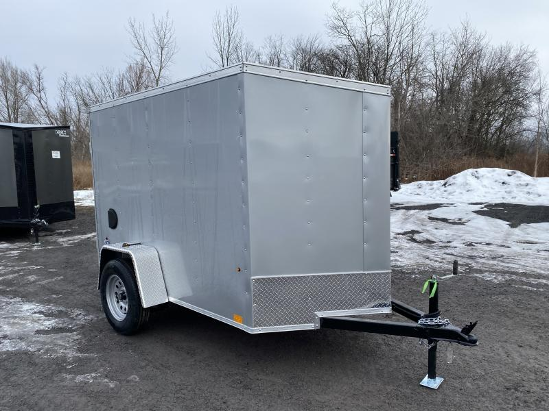 2021 Look Trailers DLX5x8 Cargo / Enclosed Trailer