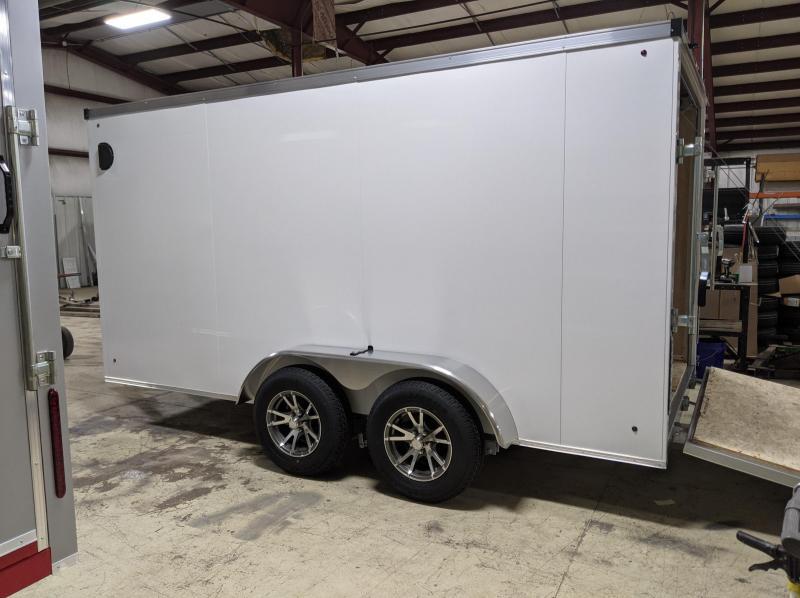 2021 Trailer TM714F Cargo / Enclosed Trailer