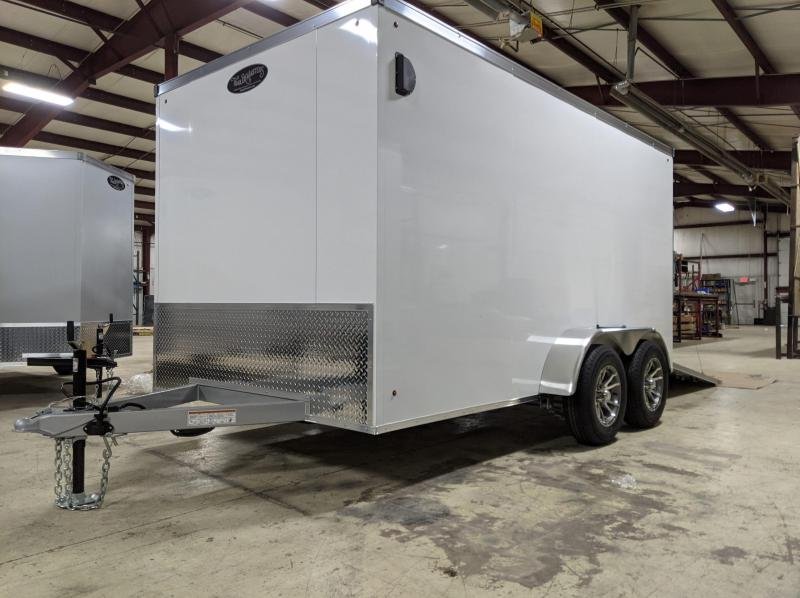 2021 Trailer TM714F Cargo / Enclosed Trailer