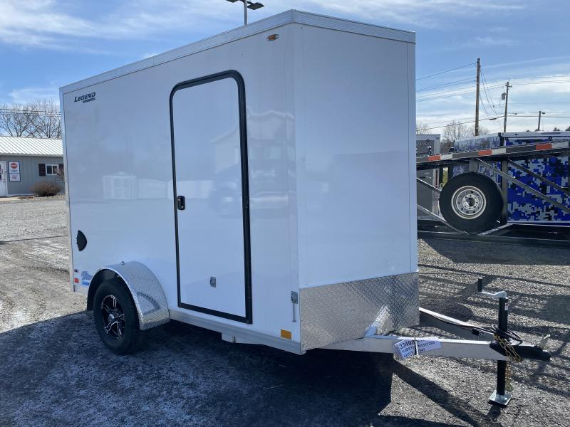 2022 Legend Trailers Thunder 6x11 Cargo / Enclosed Trailer