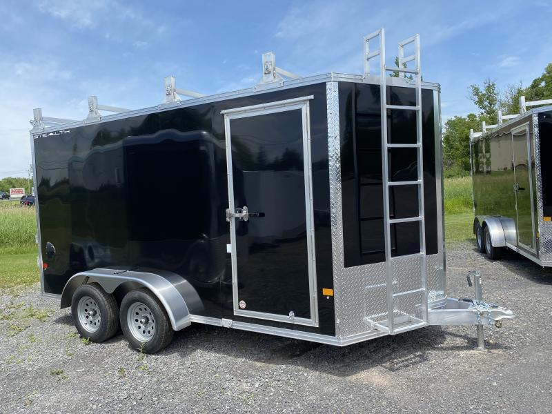 2021 Stealth Trailers C716 Contactors Cargo / Enclosed Trailer