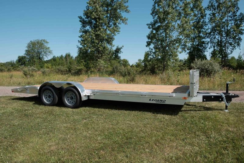 2021 Legend Trailers 7x20ochta35 Car / Racing Trailer