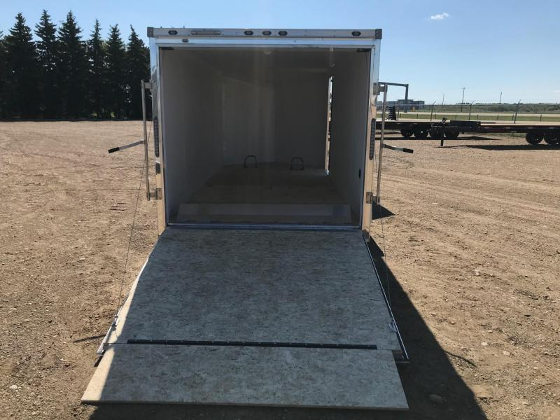2020 Stealth Trailers 7FT X 16FT Motorcycle Trailer