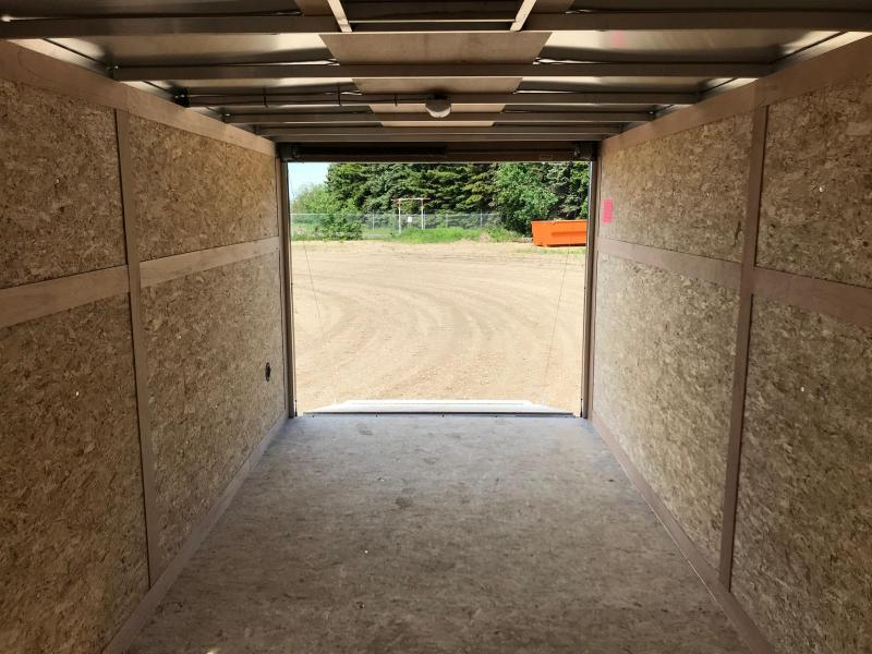 2021 Stealth Trailers 7FT X 16FT Enclosed Cargo Trailer