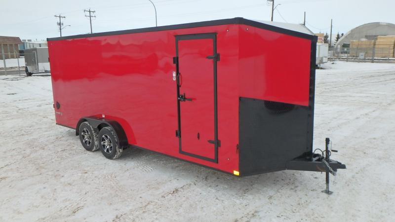 2021 Stealth Trailers 7FT x 20FT (10400LB GVW) Enclosed Cargo Trailer