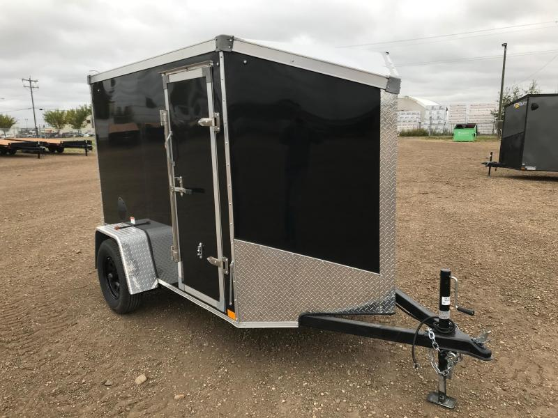2021 Stealth Trailers Titan 5FT x 8FT 3500LB GVW Enclosed Cargo Trailer