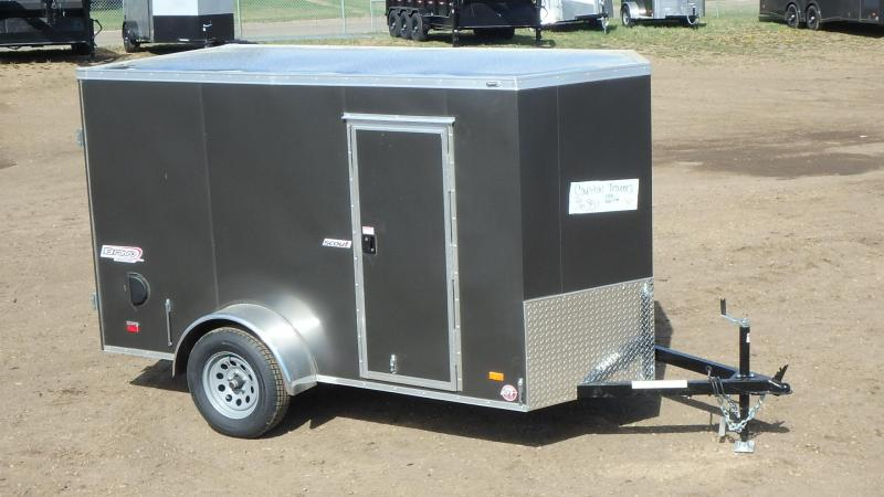 2021 Bravo Trailers 5FT x 10FT Enclosed Cargo (3500LB GVW) Enclosed Cargo Trailer