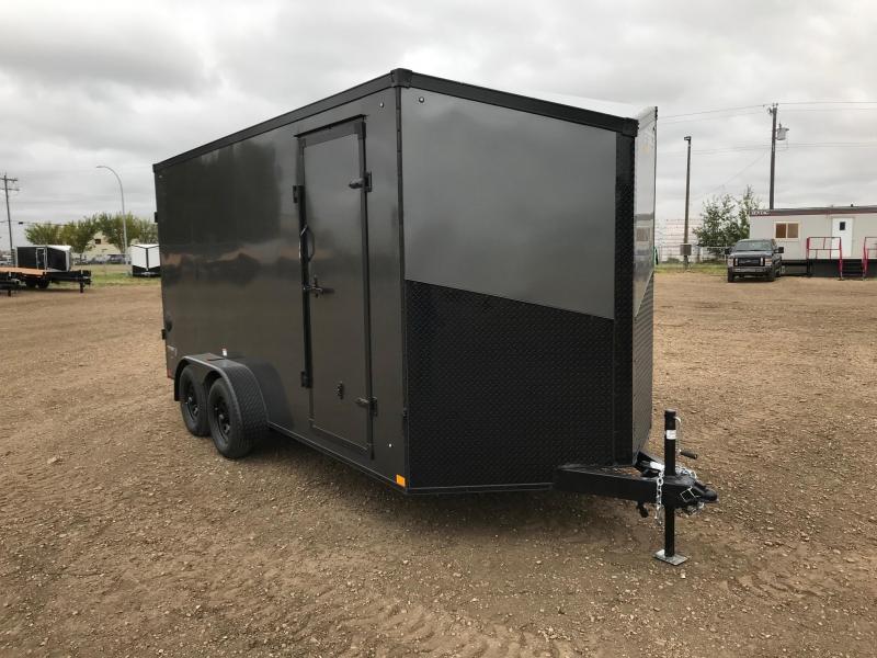 2021 Stealth Trailers Titan Series 7FT x 16FT (7000LB GVW) Enclosed Cargo Trailer