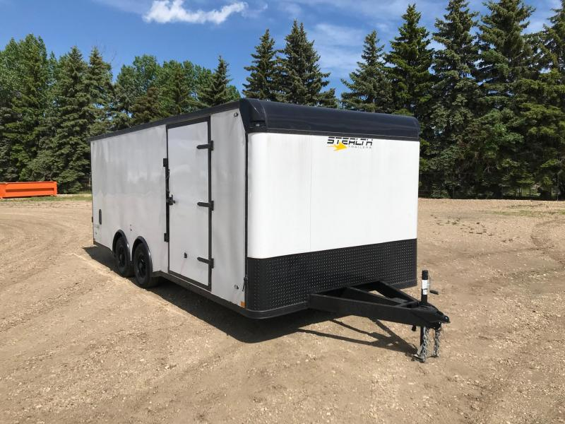2020 Stealth Trailers 8FT x 20FT Enclosed Cargo Trailer