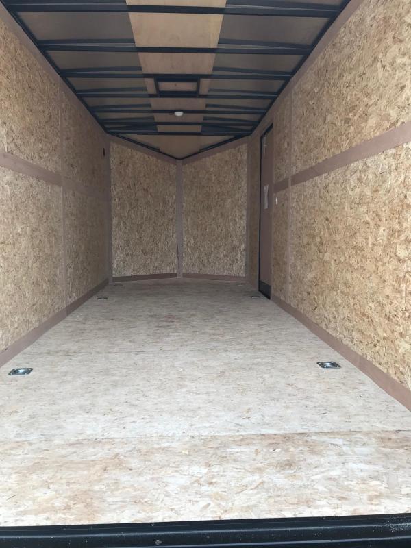 2021 Stealth Trailers Titan Series 7FT x 18FT (10400LB GVW) Enclosed Cargo Trailer